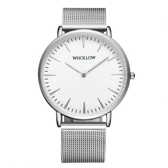 Mars Silver unisex Watch